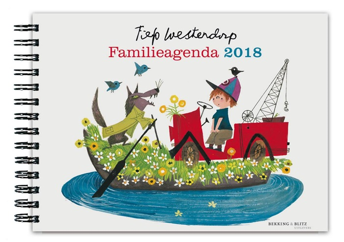 Fiep westerdorp familie weekagenda 2018 kantoorartikelen for Ariadne at home agenda 2017
